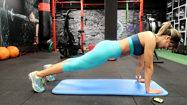 Exercise: Advanced Plank